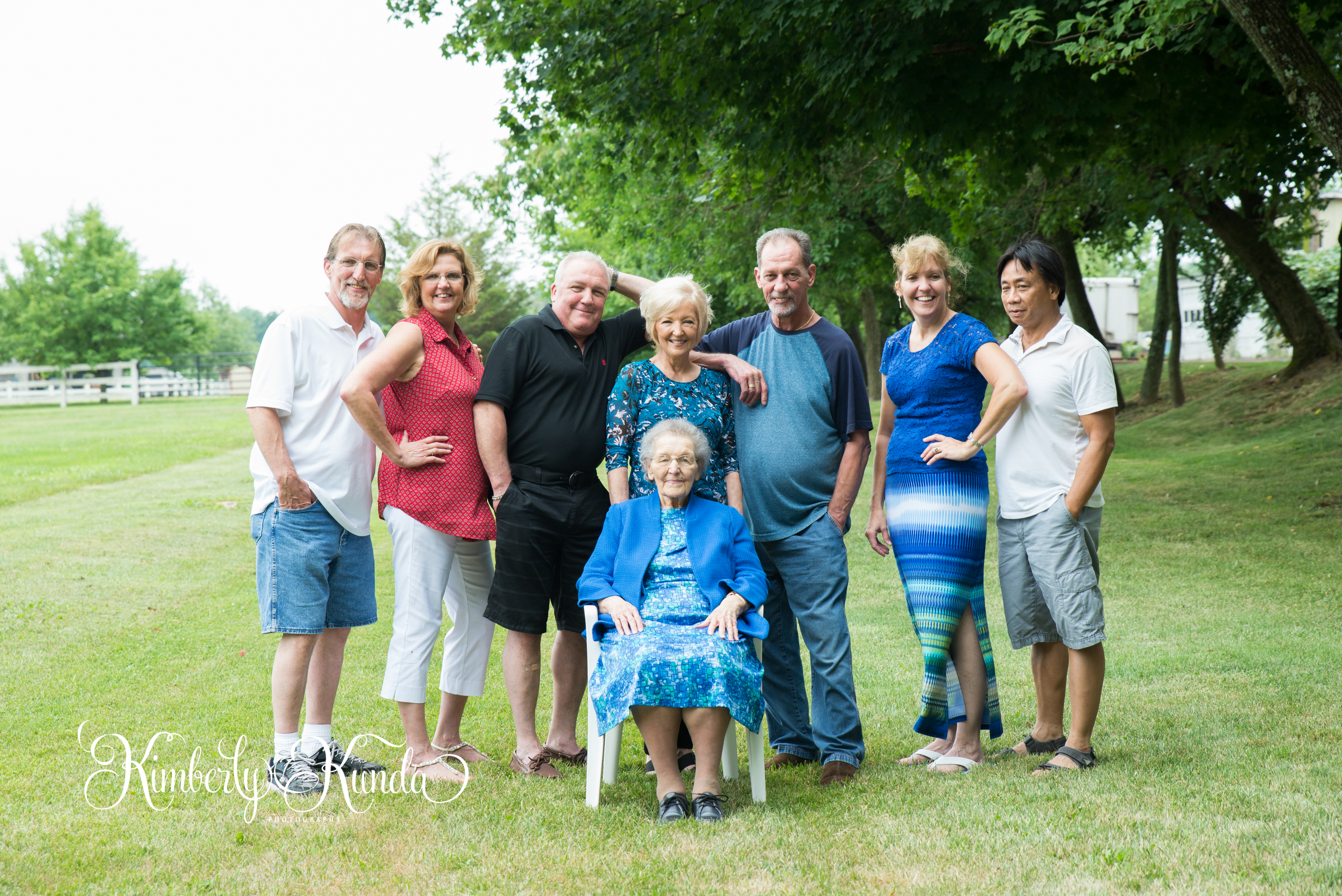 Toys For Family Reuion : Family reunion landis